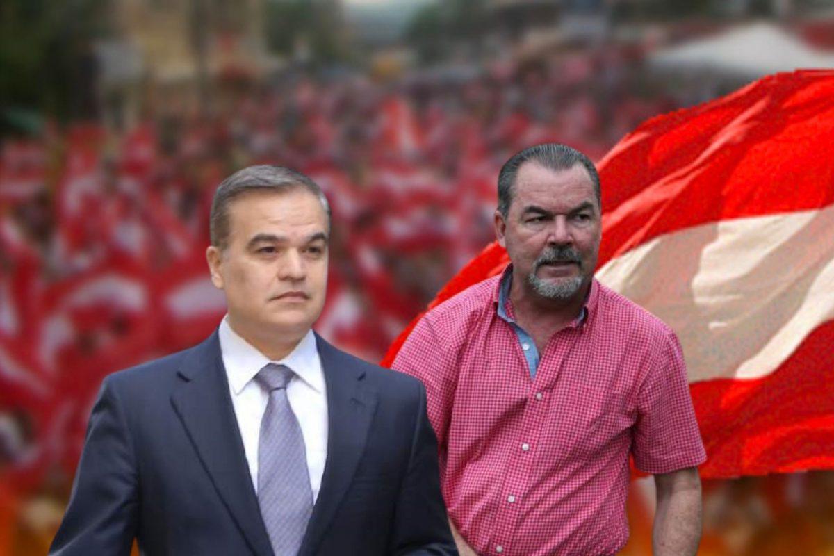 Roberto Contreras se retracta y acepta candidatura por corriente de Yani Rosenthal