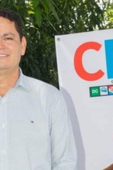 Marlon Escoto escogido como candidato presidencial de la Coalición CREO