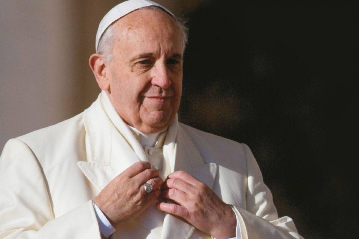 Papa Francisco indica su apoyo a las uniones civiles entre personas del mismo sexo