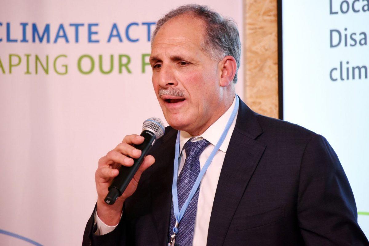 Nasry Asfura es reconocido como uno de los 100 latinos comprometidos con la acción climática