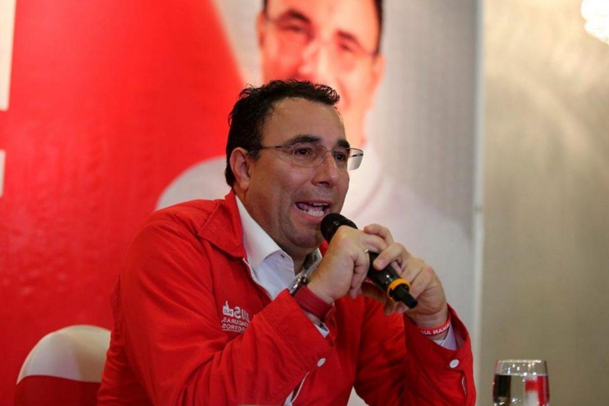 """""""Con Salvador Nasralla vamos a tener una alianza luego de elecciones primarias"""": Luis Zelaya"""