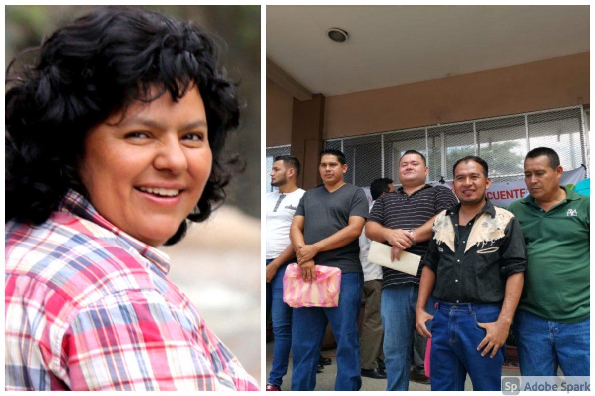 Berta Cáceres y los defensores del río Guapinol entre los finalistas del premio Sájarov 2020