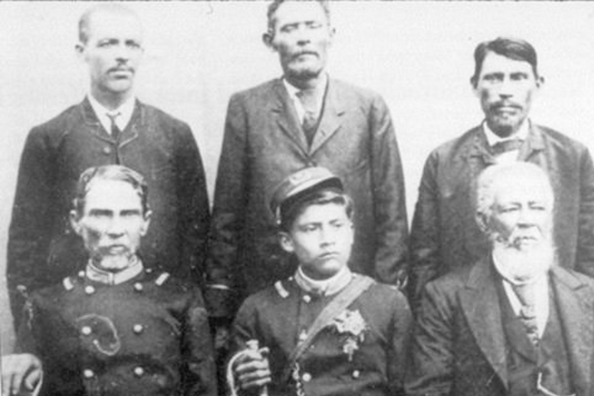 HISTORIA DE LOS REYES MISQUITOS