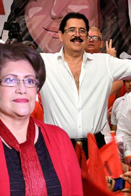 María Luisa Borjas va por la coordinación general del Partido Libre