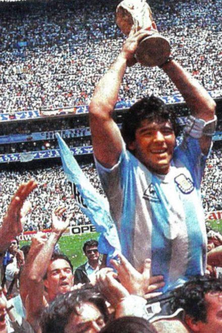 """Adiós a Maradona, """"el Diego de la gente"""""""