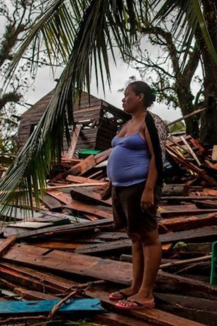 Gobierno de Nicaragua reporta las primeras muertes por Iota