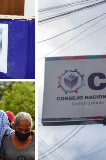 """Panorama electoral: En diciembre partidos deberán enviar planillas; precandidatos en labores de """"proyección social"""""""