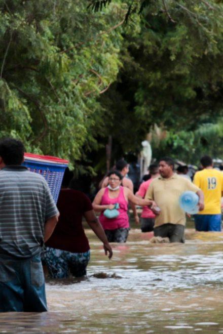 Huracanes dejarán secuelas psicológicas en la población hondureña