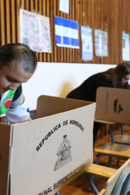"""""""Tribunal de Justicia Electoral no ha tenido los recursos suficientes"""": Gaudy Bustillo"""