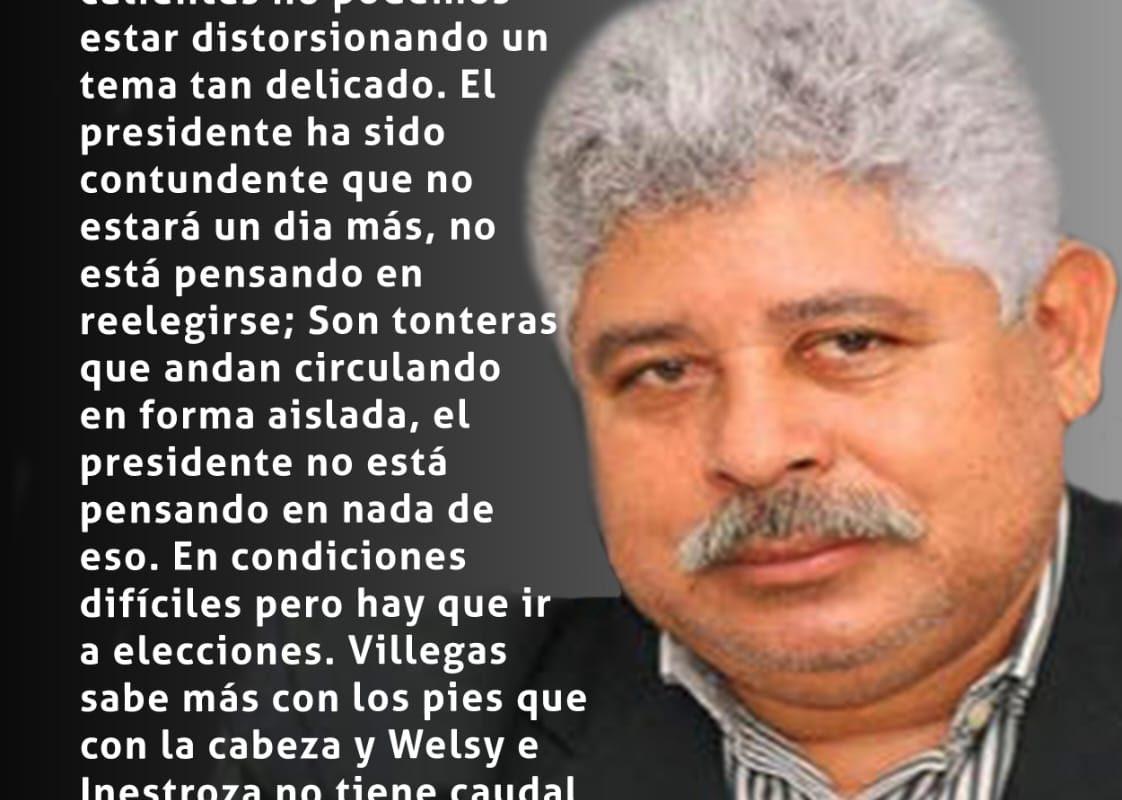 #ElPulso #Citas |Marvin Ponce, asesor presidencial
