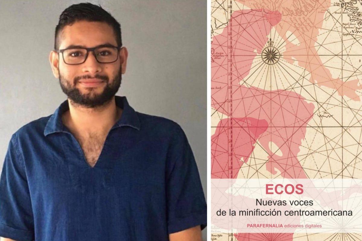 Estudiante universitario busca visibilizar voces de jóvenes mediante la minificción