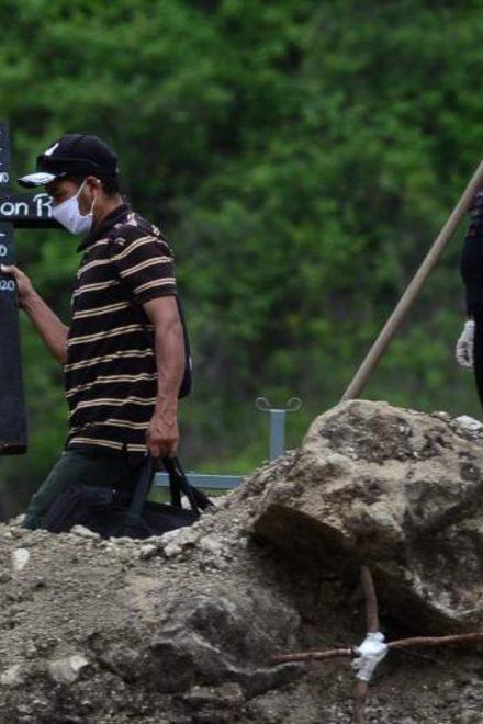 Honduras sufre un repunte de casos de Covid19 sin UCI, ni datos reales, ni hospitales móviles en servicio