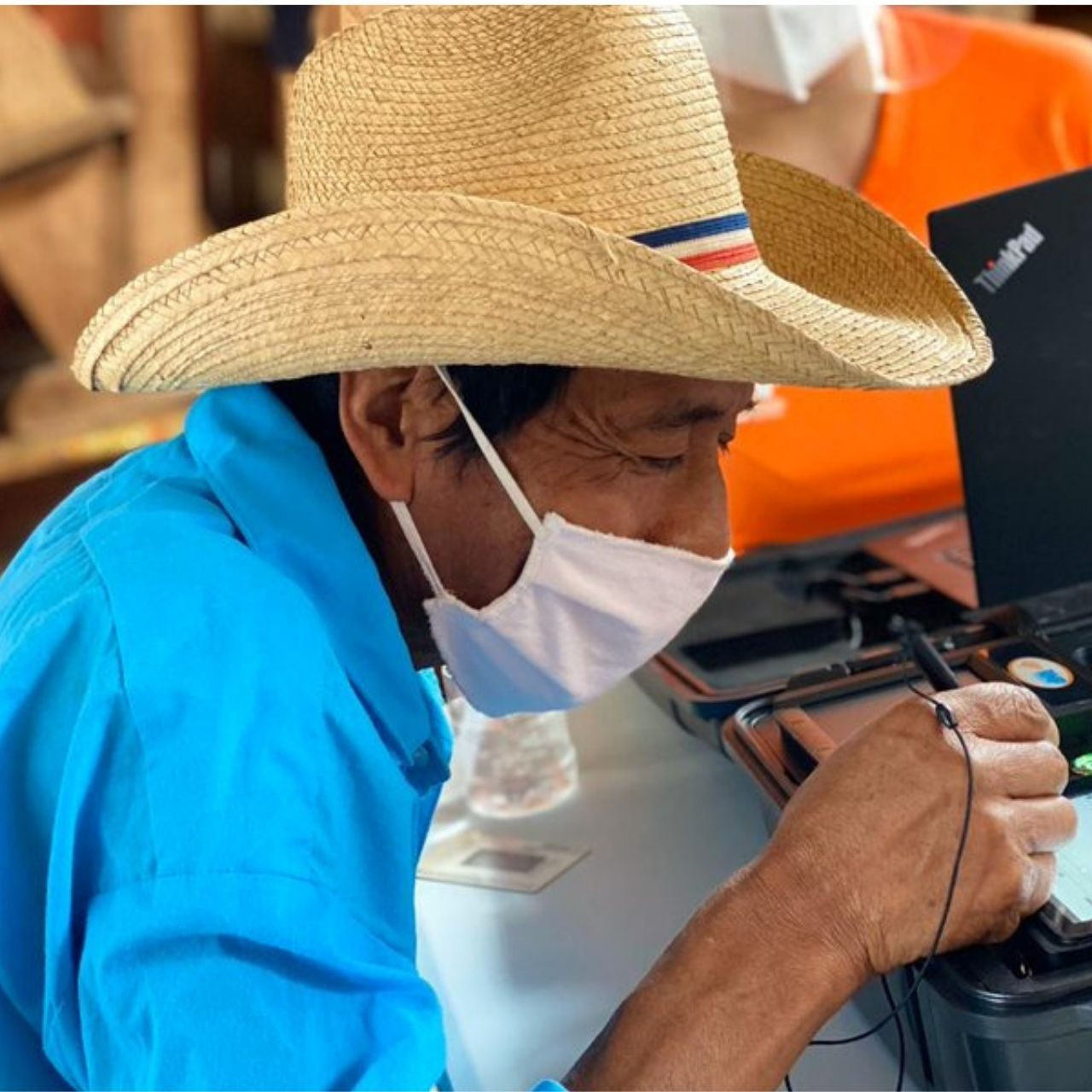 Autoridad electoral se queja que RNP le mandó censo por enlace web imposible de abrir