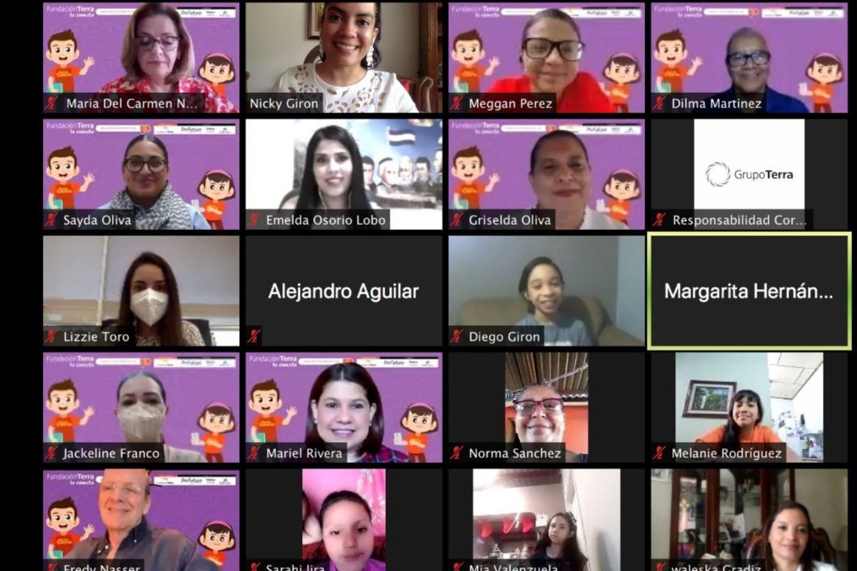 """Fundación Terra lanza innovadora plataforma de educación virtual """"Fundación Terra Te Conecta"""""""