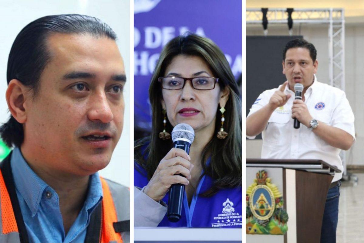 Flores, Rubí y Bográn son sancionados por el IAIP por ocultar información sobre pandemia