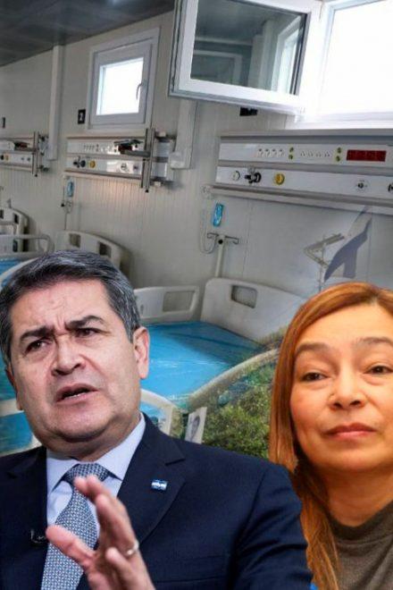 El gobierno de Hernández dilapidó mil 598 millones de lempiras para contener el covid-19