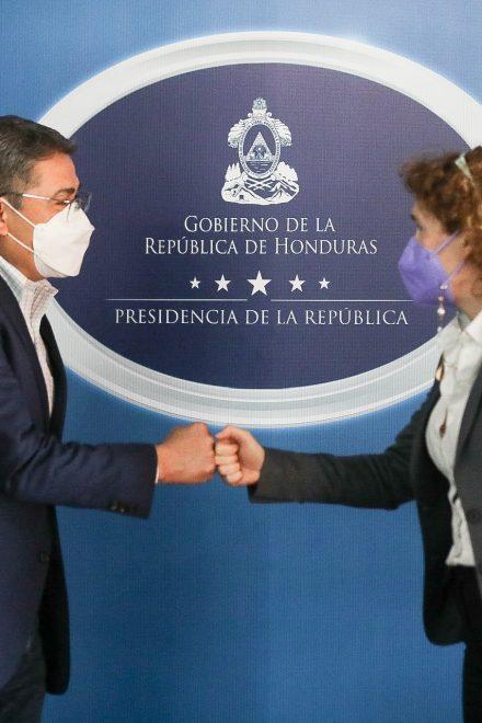 Apertura de oficina de la ONU en Honduras contra la droga y el delito duró dos años de negociaciones