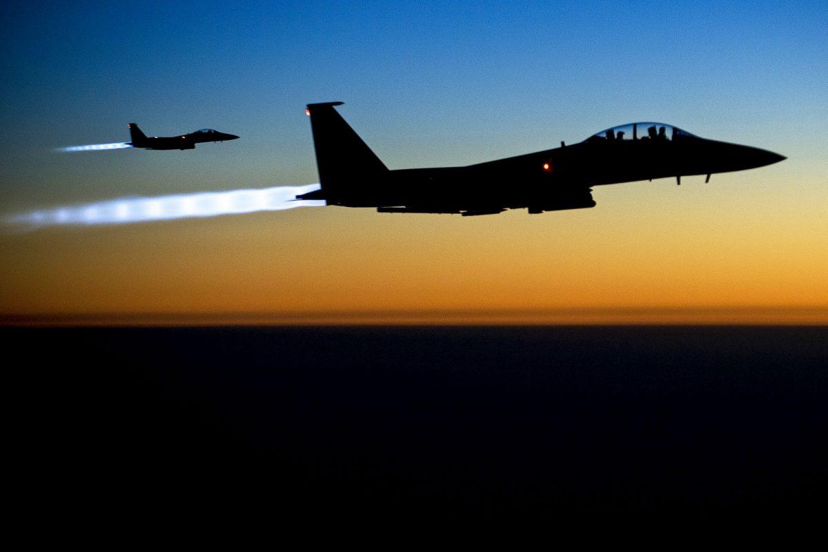 Biden ordena su primer ataque aéreo contra milicias respaldadas por Irán en Siria