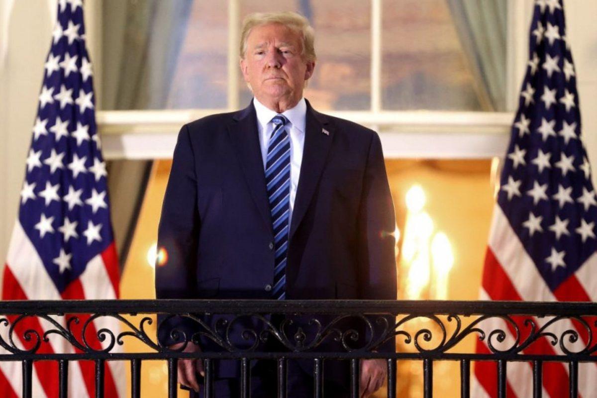 Trump ataca a Biden e insinúa que se postulará a la Casa Blanca en 2024