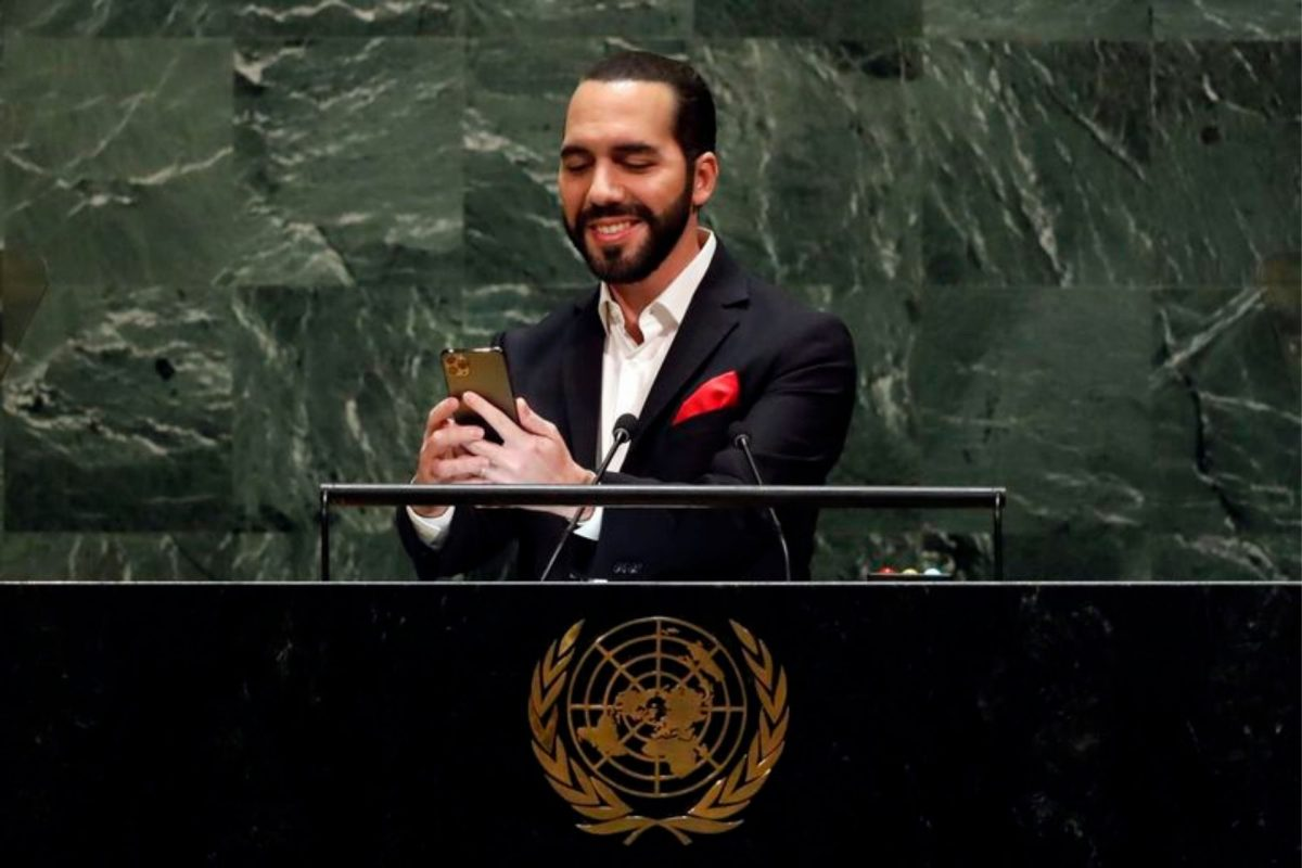 Bukele, el presidente mejor valorado de Latinoamérica