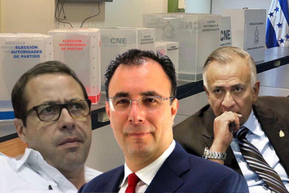 Luis, Oliva y Reina remontan en encuesta a pocos días de elecciones primarias