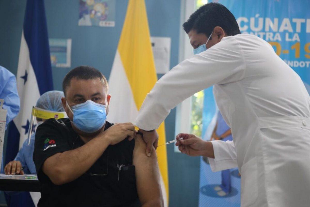Honduras es el país de Centroamérica con menos vacunados contra el covid-19