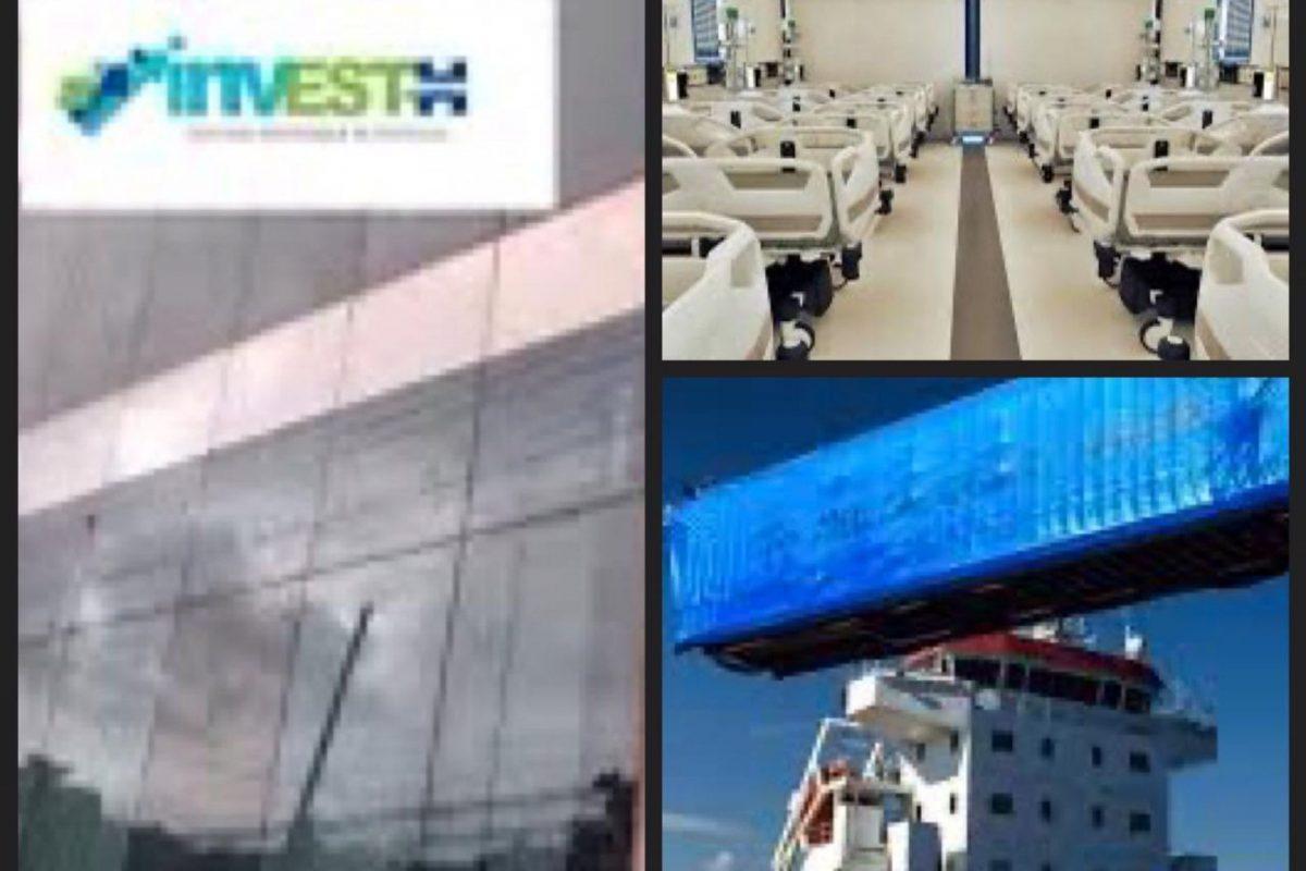 Lista auditoría internacional para verificar cómo Investh compró los hospitales móviles