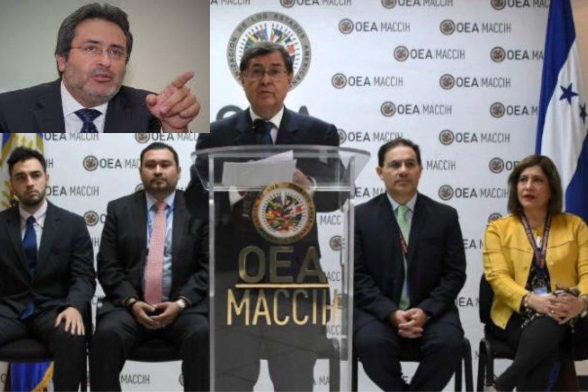 Exjefe de MACCIH dice estar asombrado por participación de políticos vinculados al narco