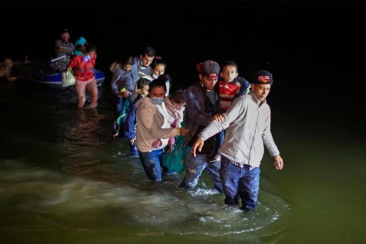 En aumento la migración irregular que atraviesa por Honduras