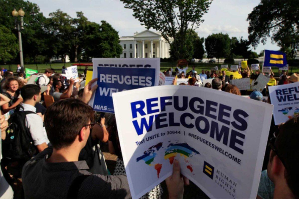 La Casa Blanca confirma que elevará el límite de refugiados el próximo mes