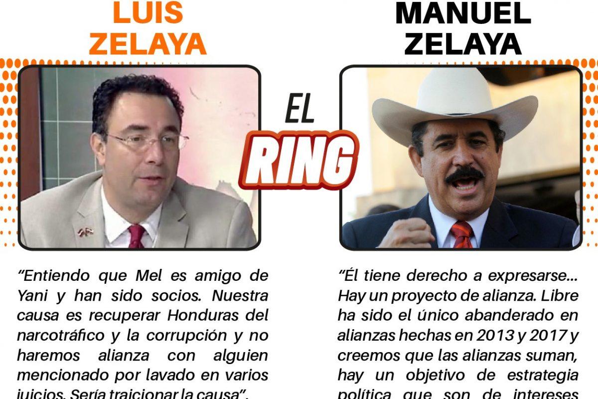 #ElPulso #ElRing | Luis Zelaya y Manuel Zelaya