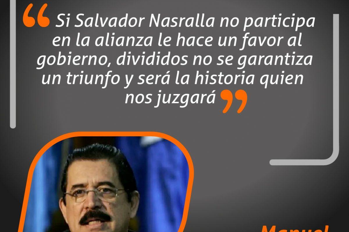 #ElPulso #Citas | Manuel Zelaya Rosales
