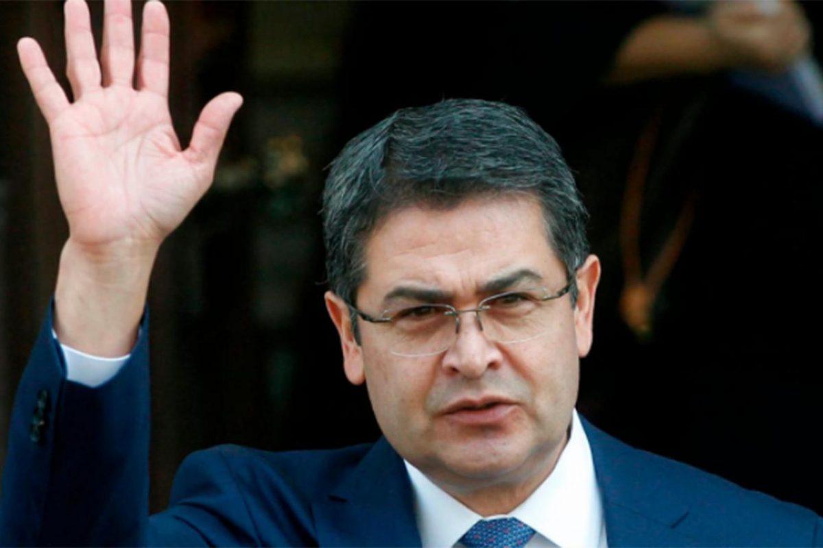 El presidente de Honduras reivindica unidad para enfrentar al COVID-19