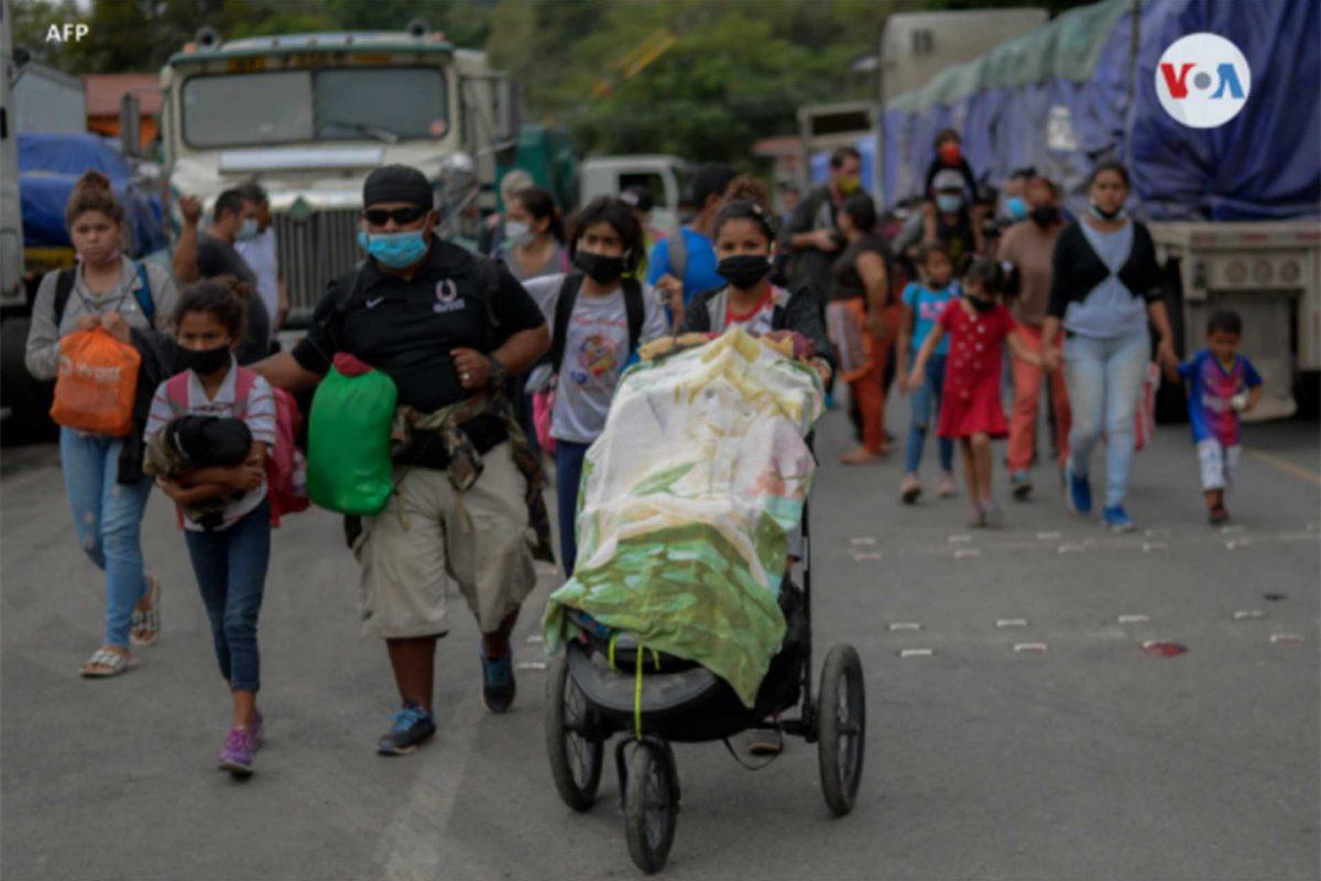 """Centroamérica se alista para """"mejorar las condiciones humanas"""" de los inmigrantes en tránsito"""