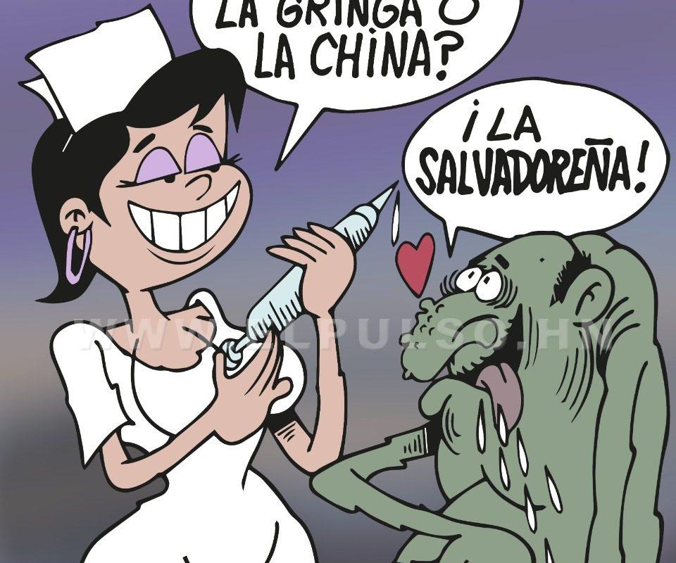 La caricatura del día por Doumont