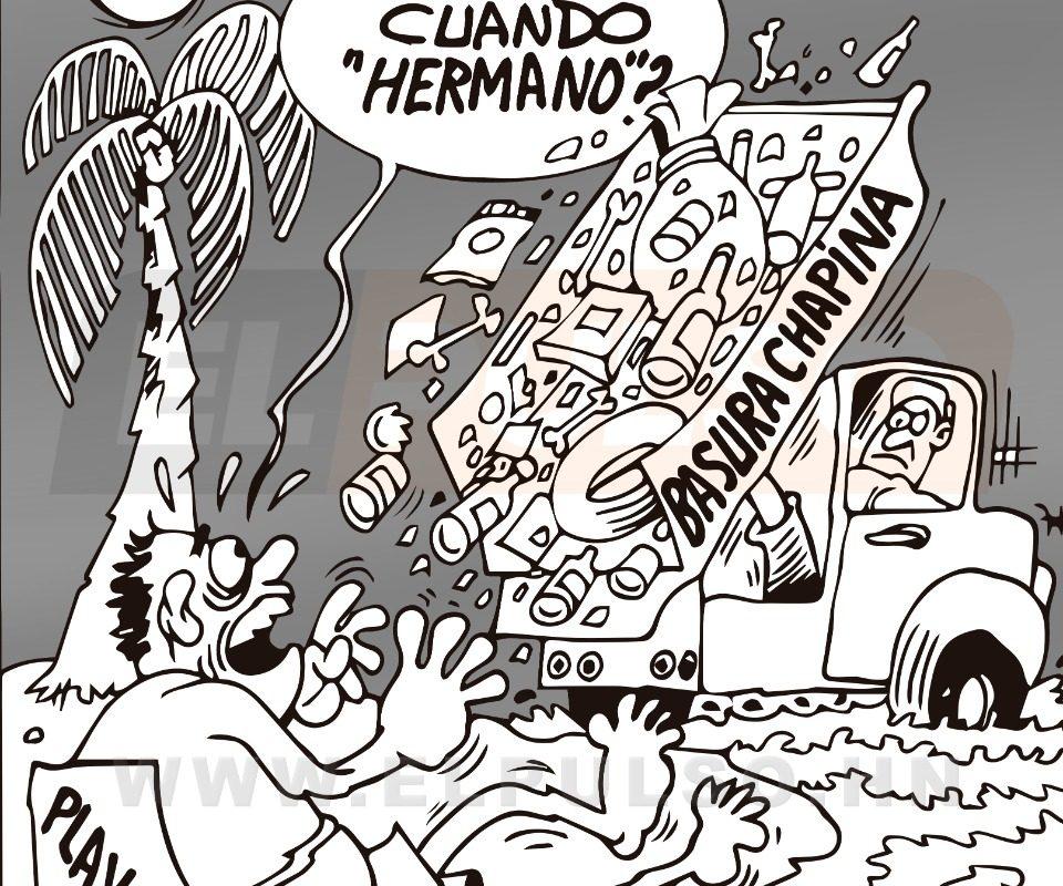 La caricatura del día