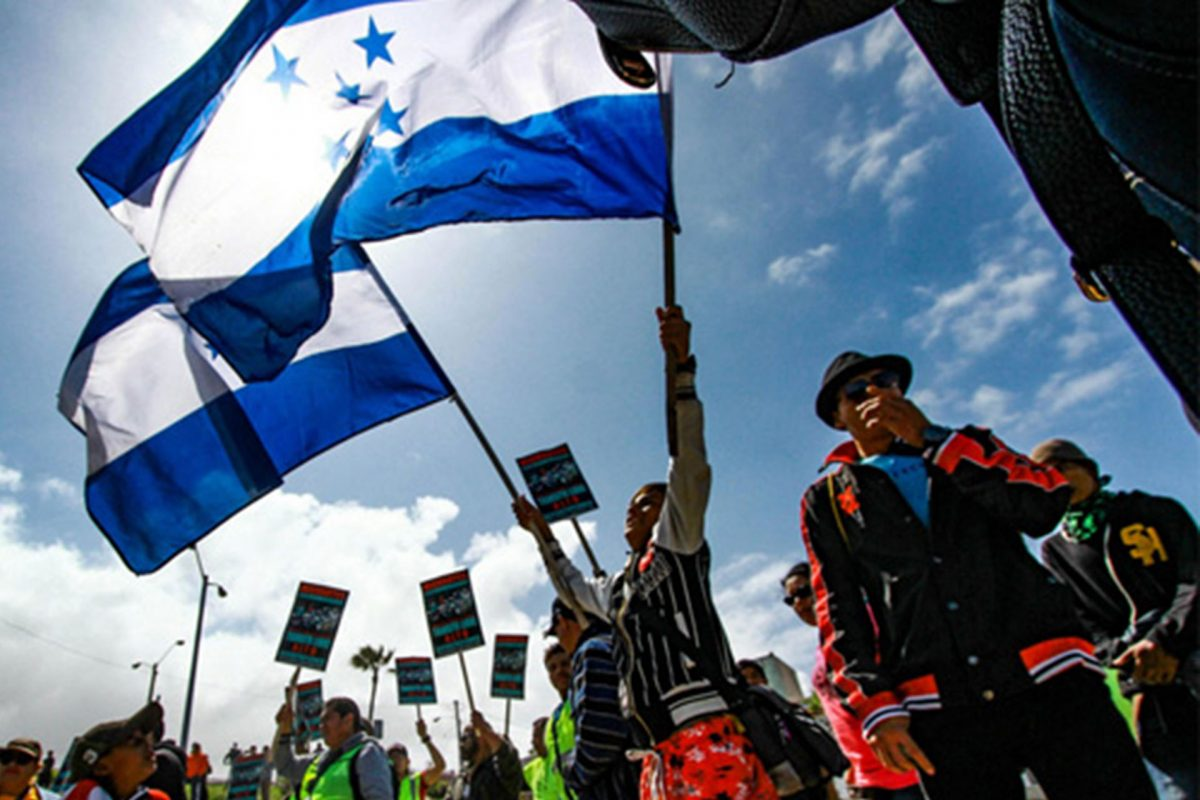 Piden al gobierno de Biden que amplíe TPS para hondureños, guatemaltecos y nicaragüenses