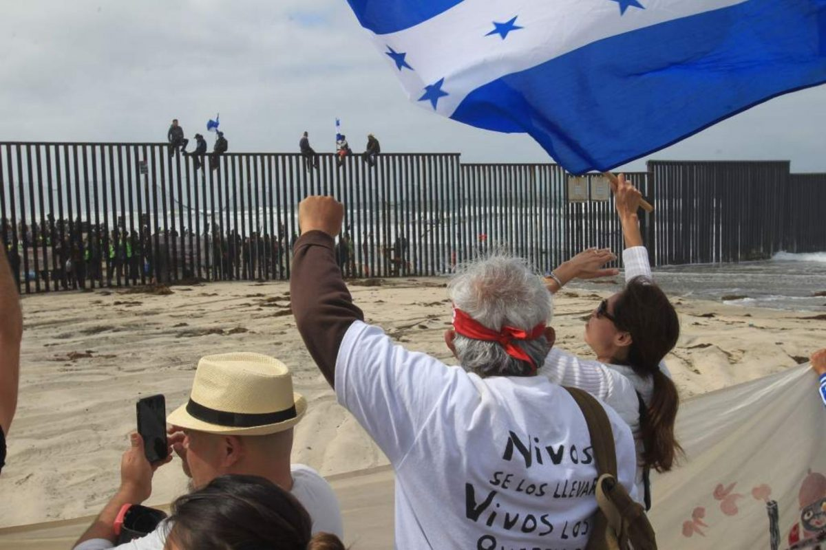 """En busca del """"sueño americano"""": los que sí lo logran cruzar la frontera"""