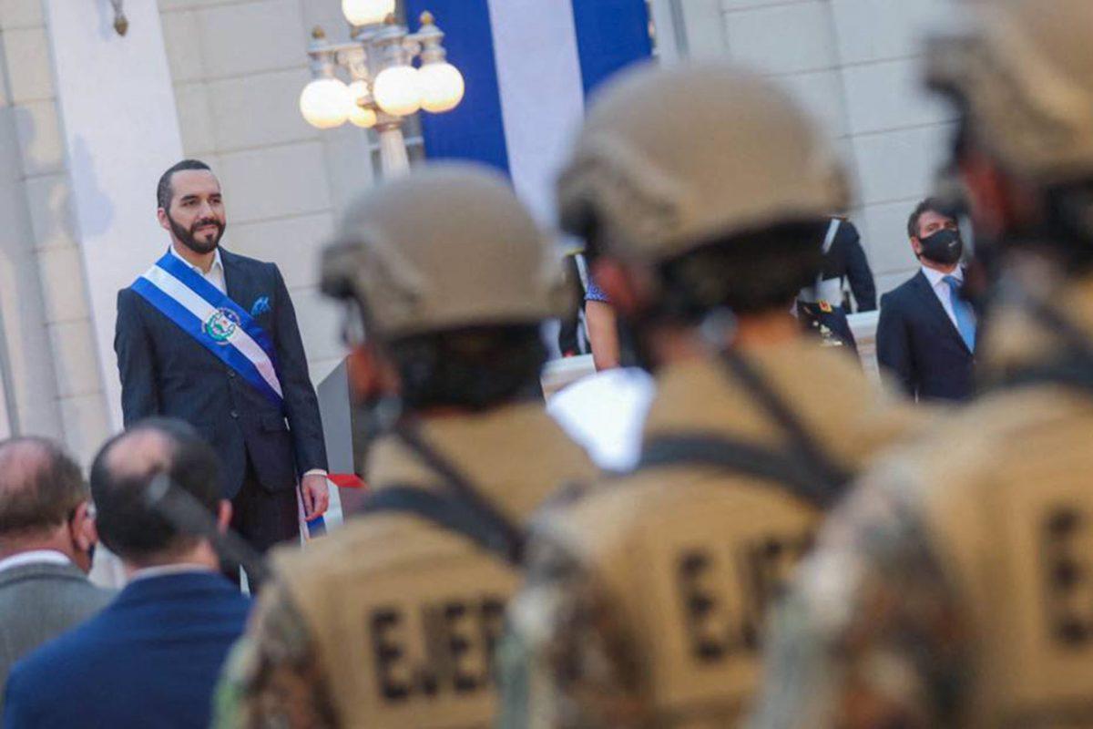 El presidente de El Salvador denuncia la injerencia en una supuesta lista anticorrupción de EEUU
