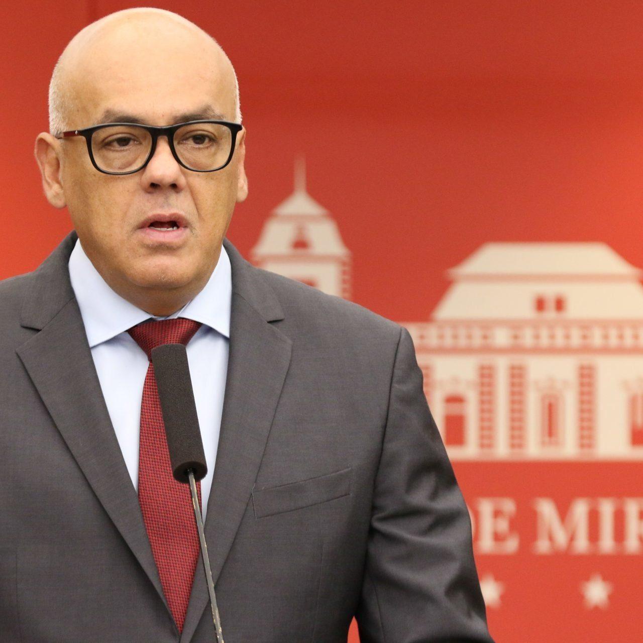 El Gobierno de Venezuela afirma que no atenderá agenda de dialogo impuesta por EEUU