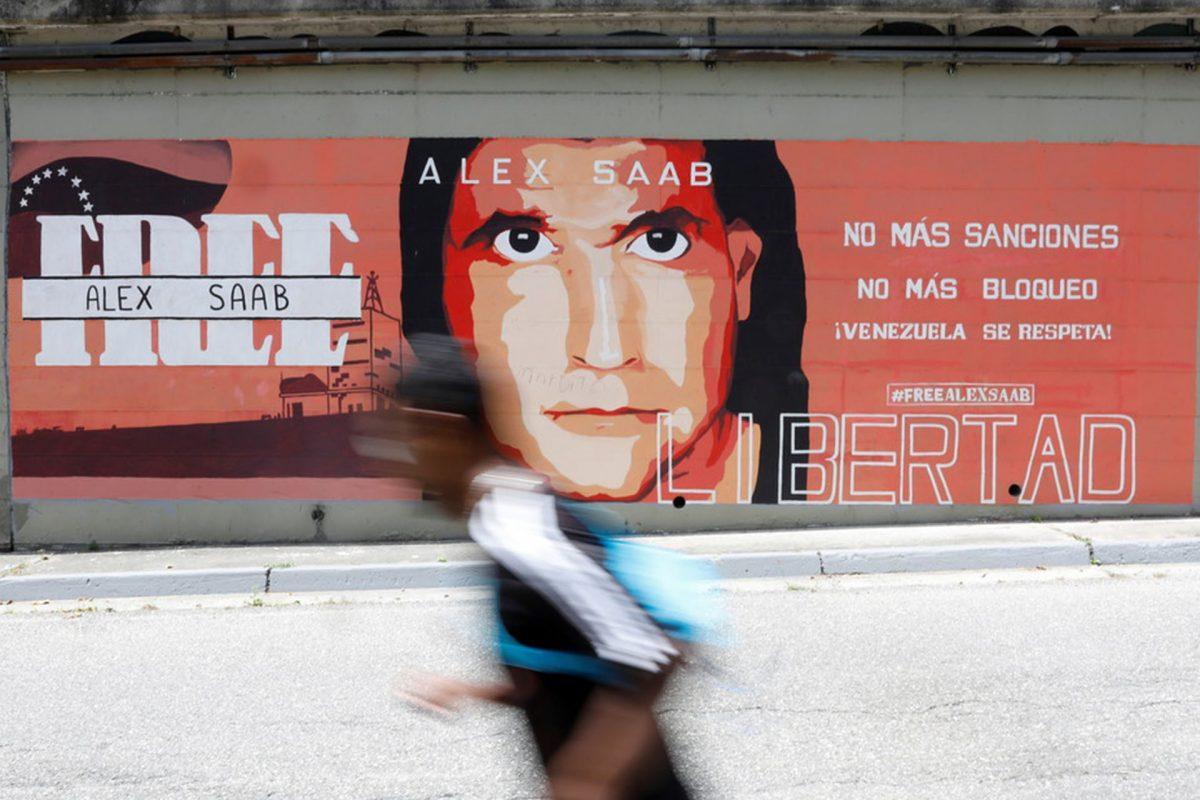 Diplomático venezolano extraditado Alex Saab comparecerá ante un juez de EE.UU. el lunes