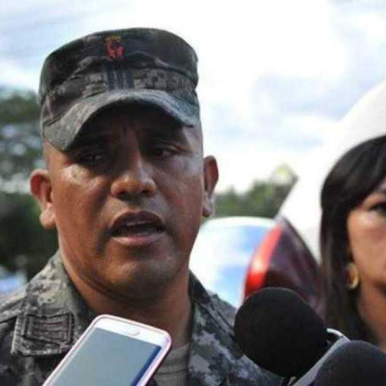 Denuncian persecución política contra el candidato independiente Santos Orellana