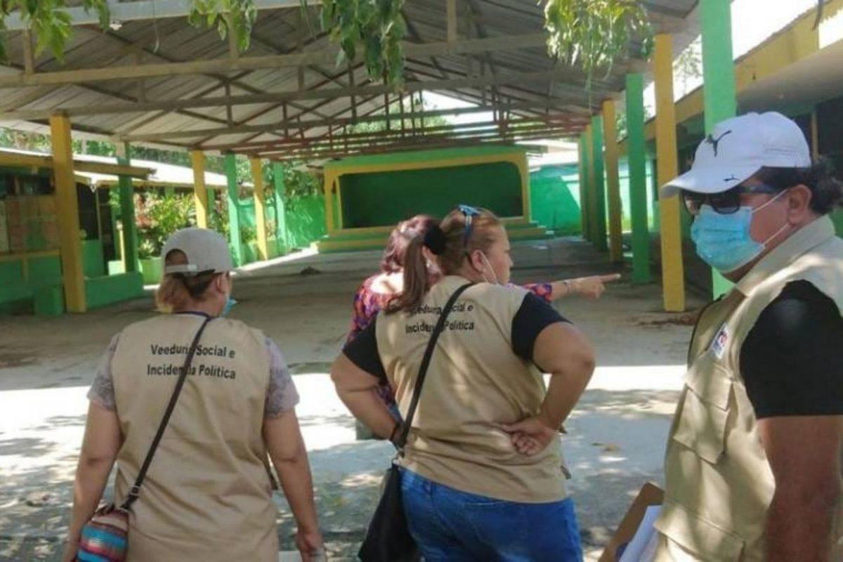 Fonac pide rehabilitar centros educativos de cara a los comicios generales de noviembre
