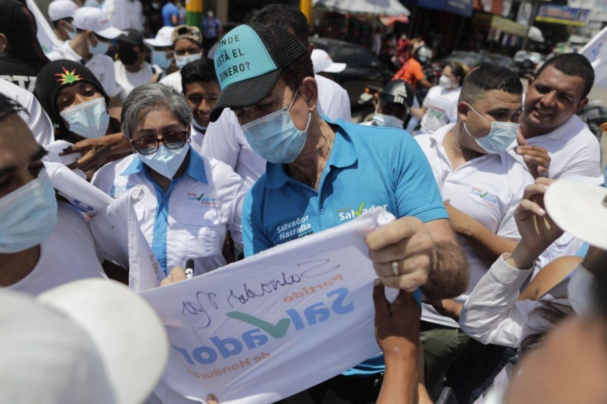 Nasrallistas aclaran que resolución del TJE no anula las planillas de Cortés y Choluteca