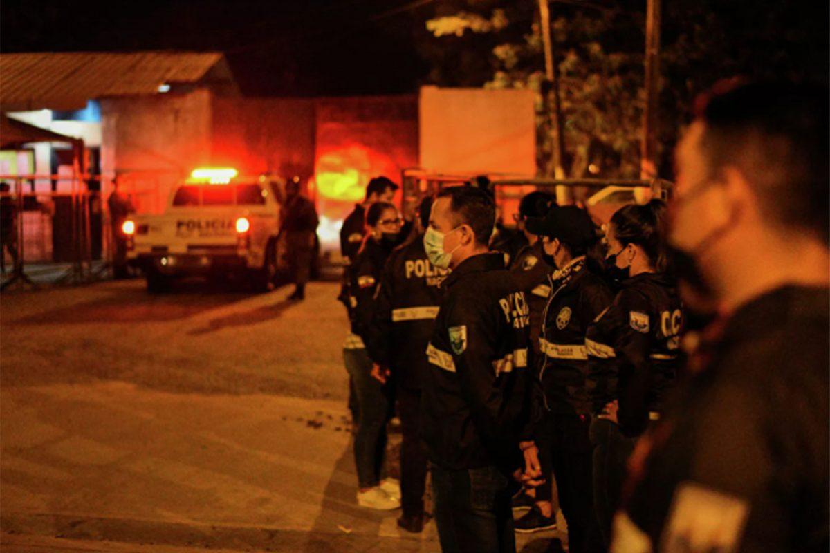 Hallan a cuatro presos muertos en cárcel de ciudad ecuatoriana de Guayaquil