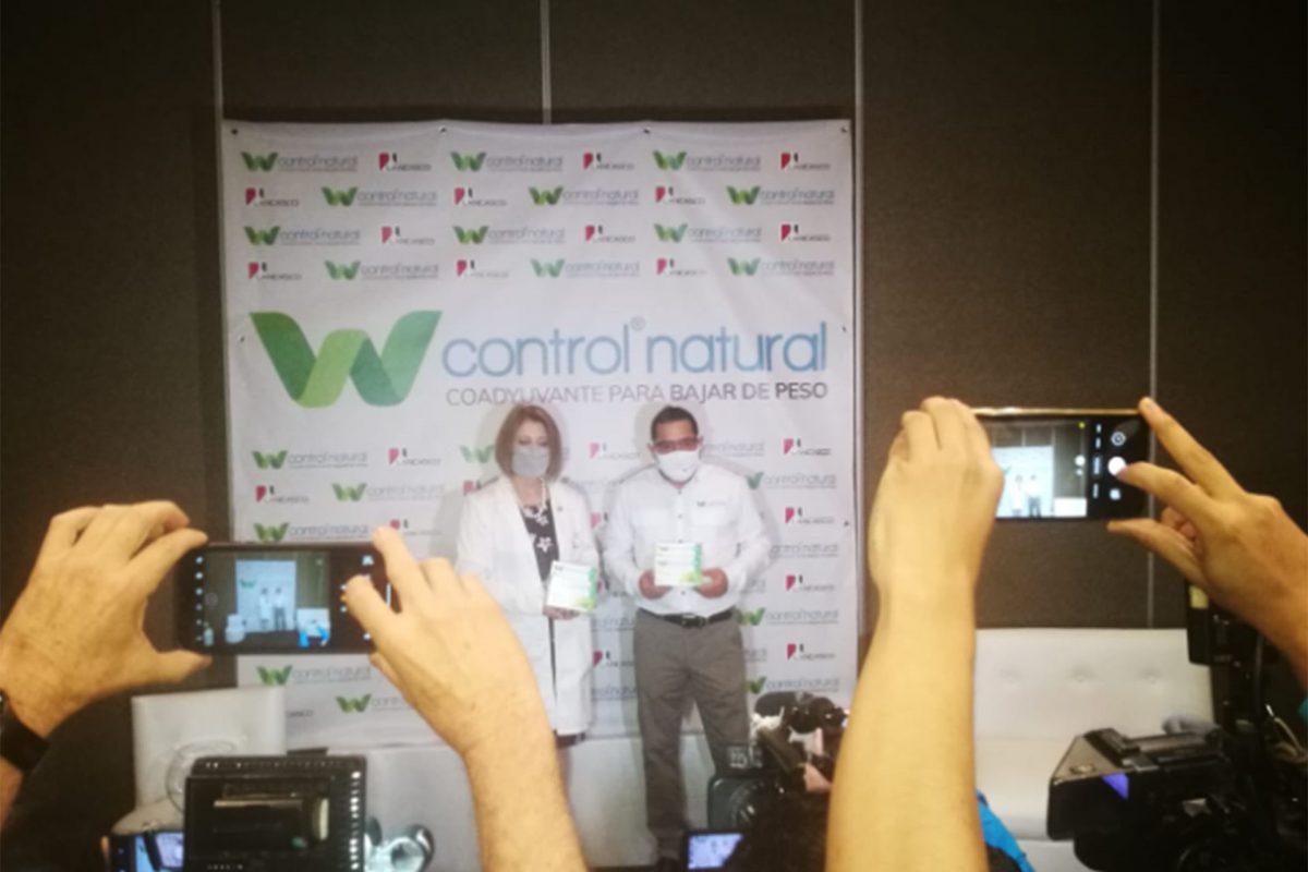 W Control es el nuevo producto de Lancasco que ayuda a reducir el peso de manera natural