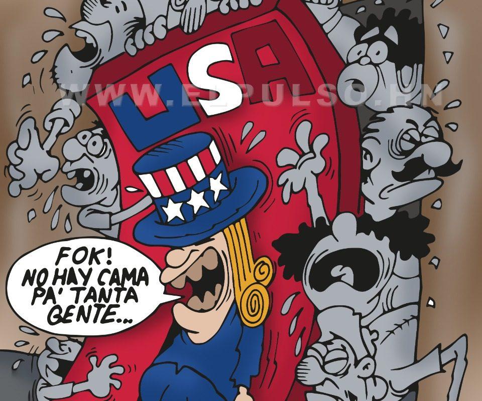 Caricatura del día
